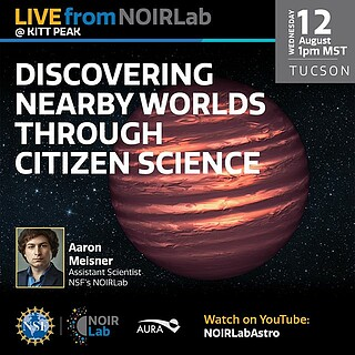 Discovering Nearby Worlds Through Citizen Science